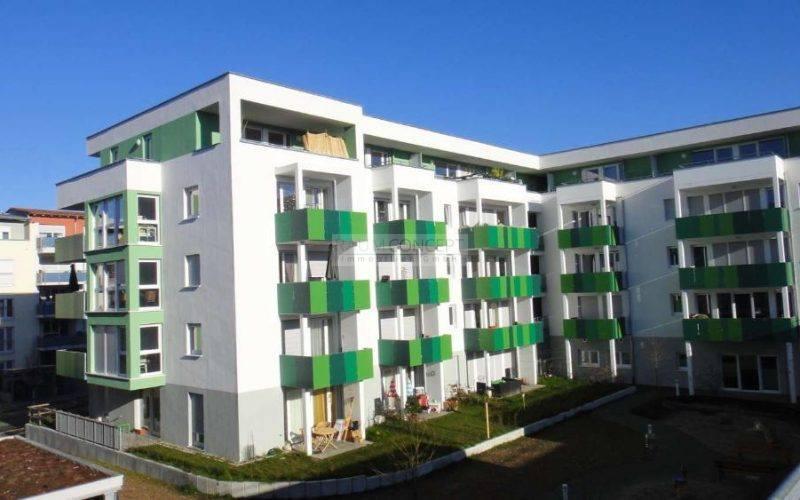 01 Ansicht Winkelhaus Hofseite