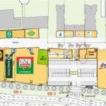 Übersicht Food Court Bereich