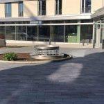Innenhof mit viel Platz Medicus Office Center