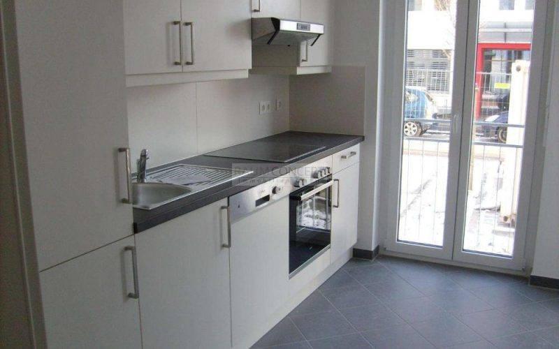 moderne Einbauküche (Beispiel)