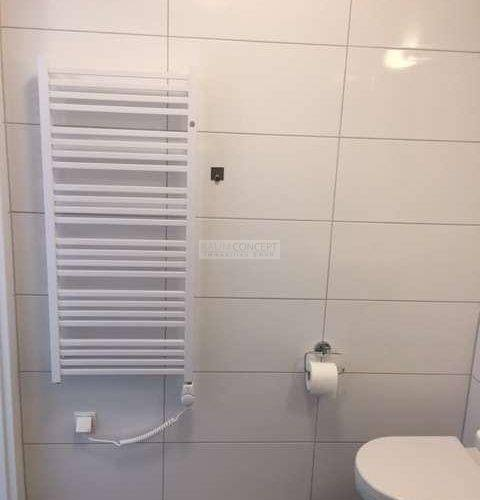 Dusche / WC Handtuchheizkörper