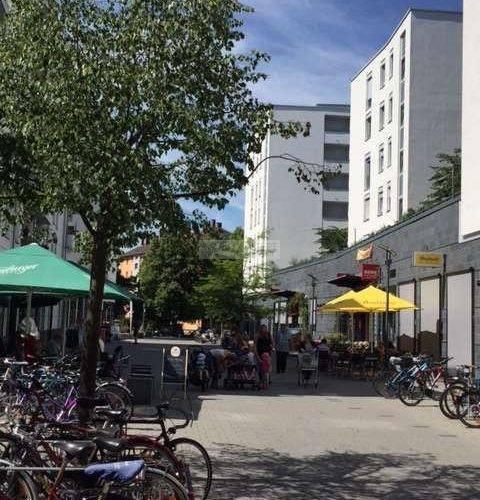 WESTARKADEN Fußgängerzone