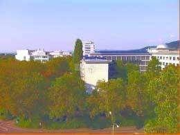 Blick zur Universität