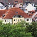 Draufsicht- Dachterrasse:Wohnu