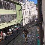 Blick Salzstraße