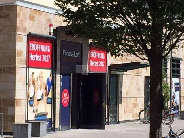 Eröffnung in Kürze:FitnessLoft