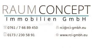 Raum Concept Immobilien GmbH - Gewerbeimmobilien Freiburg